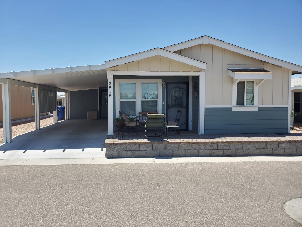 Manufactured Home Lot #3919