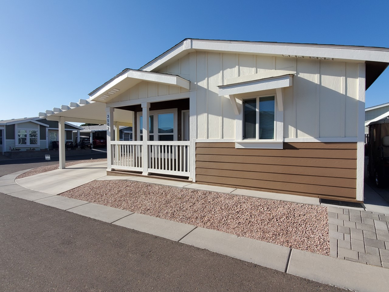 Manufactured Home Lot #3502
