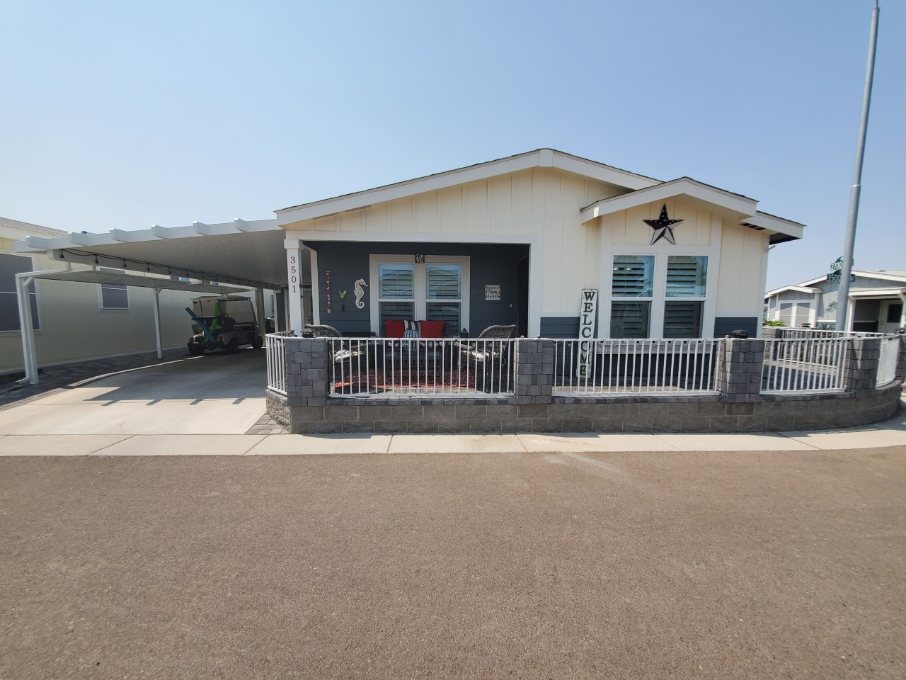 Manufactured Home Lot #3501