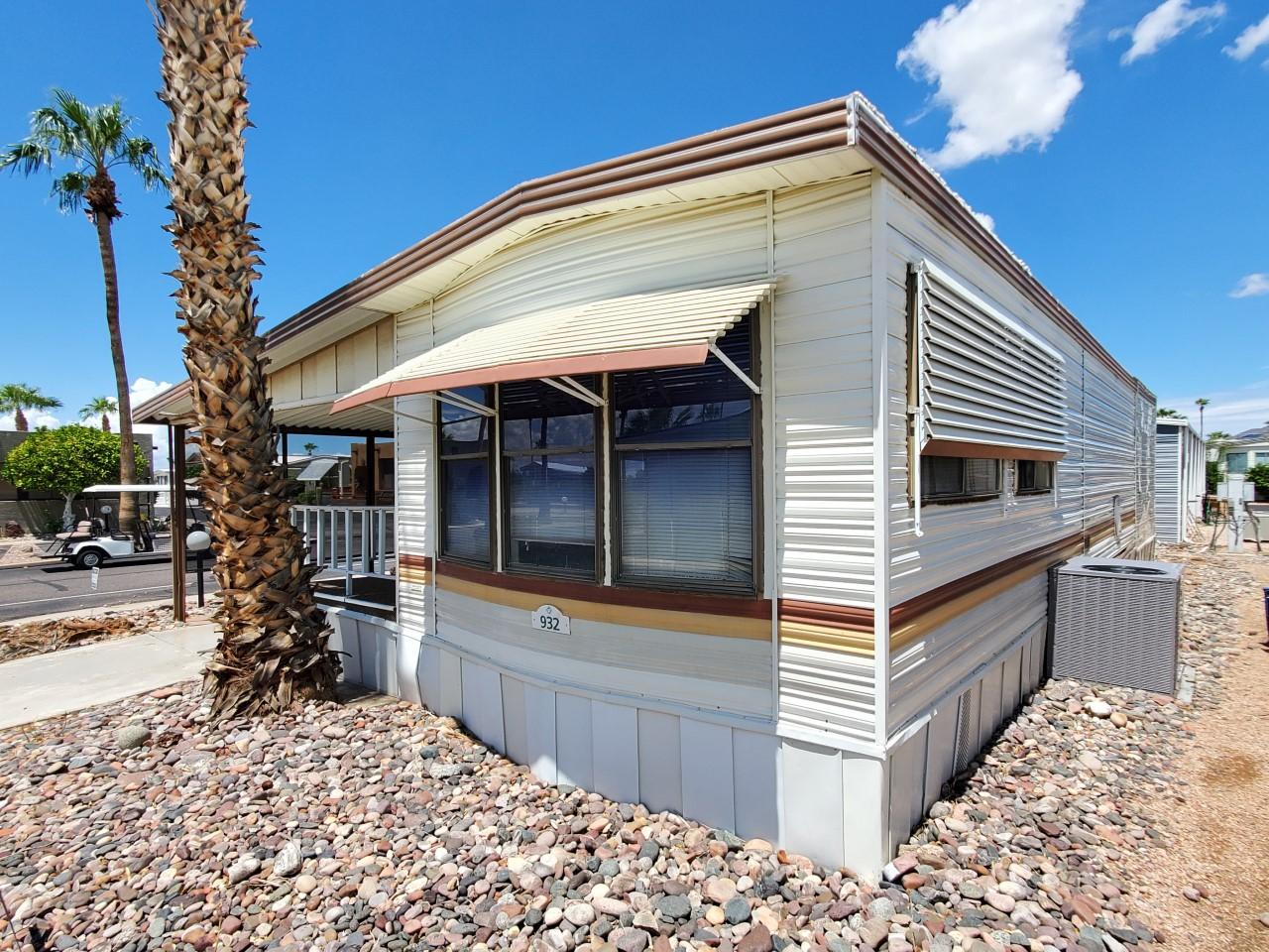 Park Model Home Lot #932